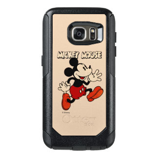 Vintage Mickey Mouse OtterBox Samsung Galaxy S7 Case