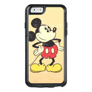 Vintage Mickey OtterBox iPhone 6/6s Case