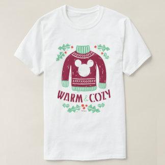 Vintage Mickey | Warm & Cozy T-Shirt