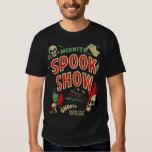 Vintage Midnite Spook Show Poster Shirt