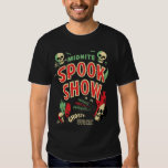 Vintage Midnite Spook Show Poster Tee Shirts