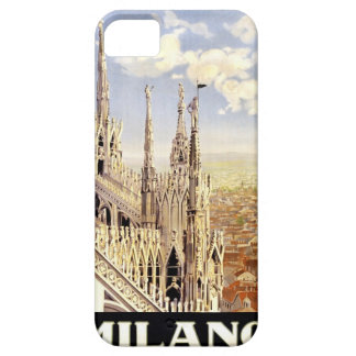 Vintage Milano Travel Case For The iPhone 5