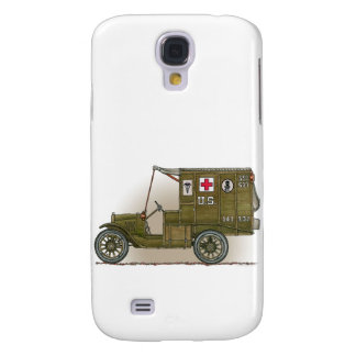 Vintage Military Ambulance Cover