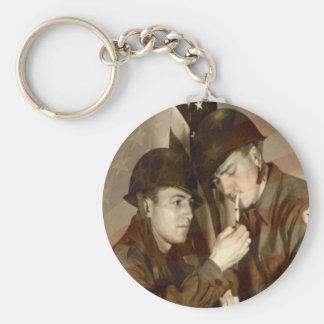 Vintage Military Keychains Keychains
