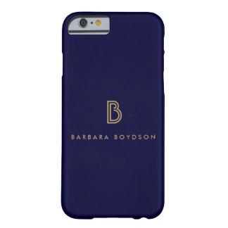 Initials iPhone Cases