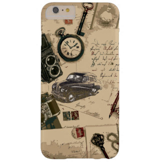 Vintage Moments iPhone 6/6s Plus Case Barely There iPhone 6 Plus Case