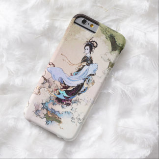 Vintage Moon Goddess Barely There iPhone 6 Case