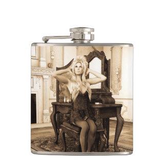 Vintage Morning Flasks