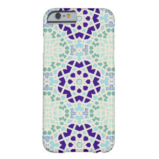 Vintage Moroccan Tile Abstract Pattern Modern Art Barely There iPhone 6 Case