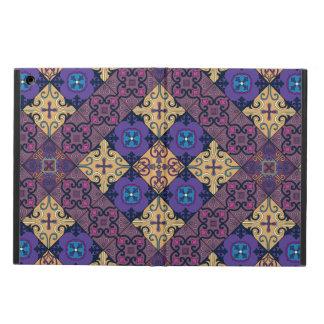 Vintage mosaic talavera ornament case for iPad air