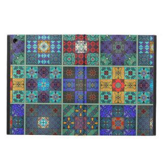 Vintage mosaic talavera ornament iPad air case