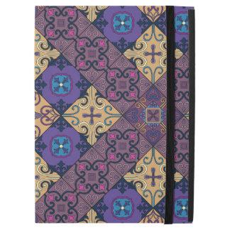 "Vintage mosaic talavera ornament iPad pro 12.9"" case"