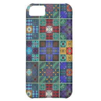 Vintage mosaic talavera ornament iPhone 5C case