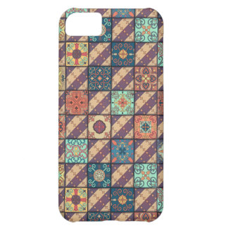 Vintage mosaic talavera ornament iPhone 5C cover