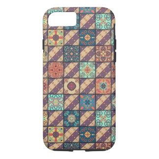 Vintage mosaic talavera ornament iPhone 8/7 case