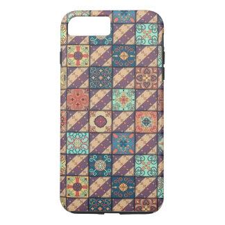 Vintage mosaic talavera ornament iPhone 8 plus/7 plus case