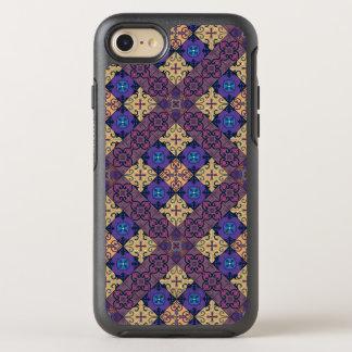 Vintage mosaic talavera ornament OtterBox symmetry iPhone 8/7 case