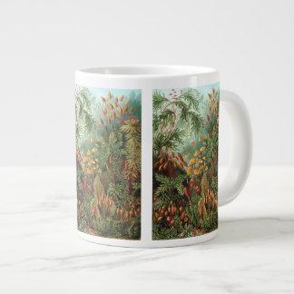 Vintage Moss Plants by Ernst Haeckel, Muscinae Giant Coffee Mug