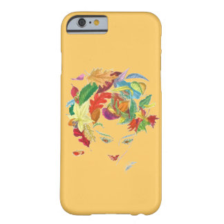 Vintage Mother Nature Barely There iPhone 6 Case