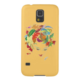Vintage Mother Nature Galaxy S5 Cases