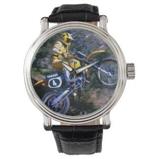 Vintage Motocross Watch - Hurricane