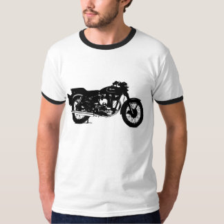 Vintage Motorcycle_2 T-Shirt