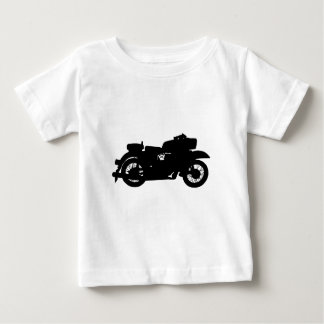 Vintage Motorcycle Baby T-Shirt