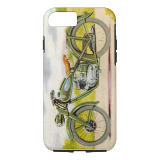 Vintage Motorcycle iPhone 7 Case