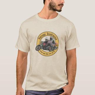 Vintage Motorcycle Racing T-Shirt