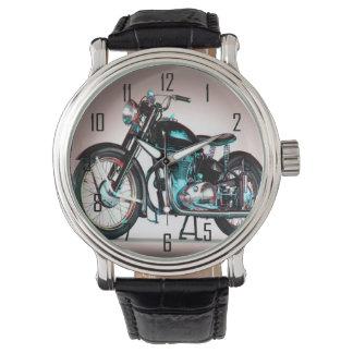 ViNTAGE MoTORCyCLE Watch