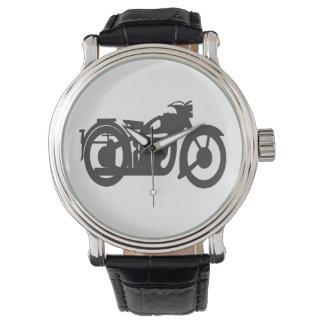 Vintage Motorcycle Watch -2