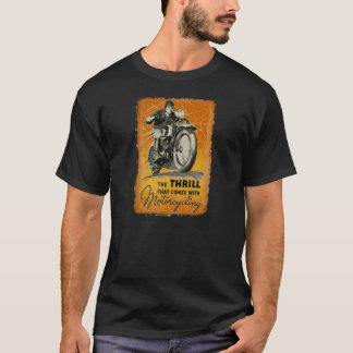 Vintage Motorcycling T-Shirt