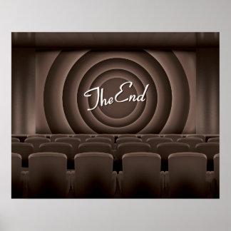 Vintage Movie Cinema Theatre Posters