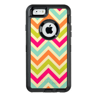 Vintage Multicolor Chevron Pattern OtterBox iPhone 6/6s Case