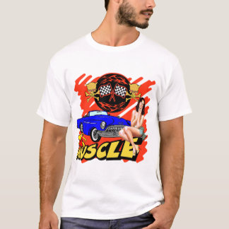 Vintage Muscle Cars T-Shirt