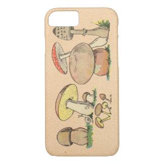 Vintage Mushroom iPhone 8/7 Case