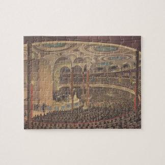 Vintage Music, Jenny Lind, Swedish Opera Singer Puzzles