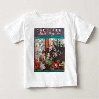 Vintage music magazine, The Etude Baby T-Shirt
