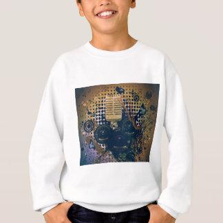 Vintage Music Microphone2 Sweatshirt