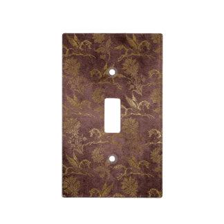 Vintage Mythology Fantasy Pegasus Wallpaper Light Switch Cover