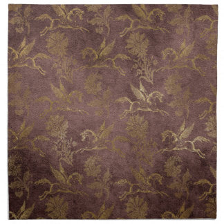 Vintage Mythology Fantasy Pegasus Wallpaper Napkin