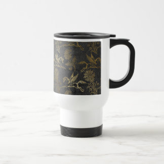 Vintage Mythology Fantasy Pegasus Wallpaper Travel Mug
