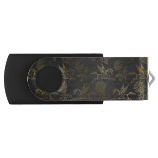 Vintage Mythology Fantasy Pegasus Wallpaper USB Flash Drive