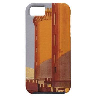 Vintage Napoli Travel iPhone 5 Case