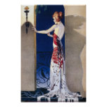 Vintage National Lamp Co. | Coles Phillips Poster