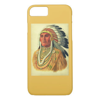 Vintage Native American iPhone 7 Case