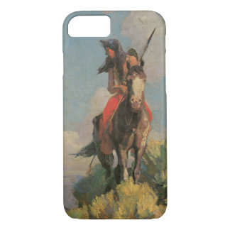 Vintage Native Americans, Crow Outlier by Dunton iPhone 7 Case