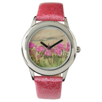 Vintage Nature View Wristwatches