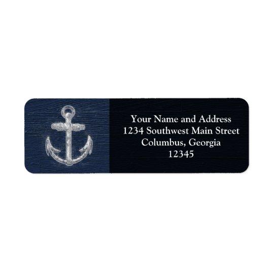 Vintage Nautical Anchor