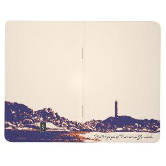 Vintage Nautical Artistic Lighthouse Sea Journal